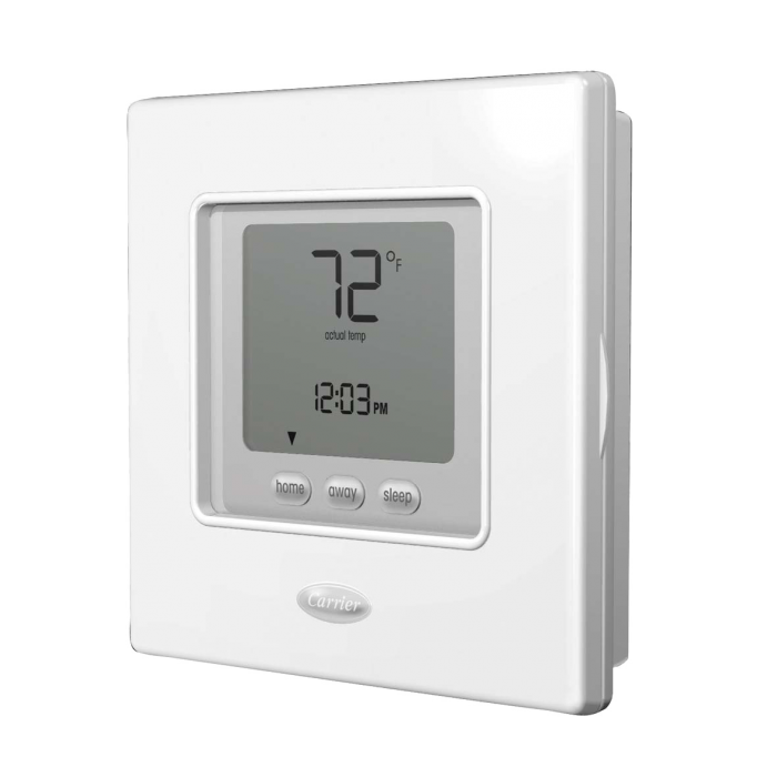 Comfort™ Programmable Touch-N-Go® Thermostat TC-PHP01-A
